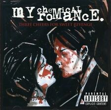 My Chemical Romance - Three Cheers for Sweet Revenge [New CD] Explicit