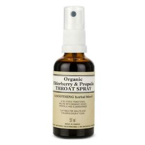 Neal's Yard Remedies Organic Elderberry & Propolis Throat Spray 50ml