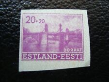 ESTONIE (occupation allemande) - timbre y&t n° 5 neuf (tout etat) (COL3) (A)