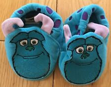 Baby Boys Sully Slippers Size 12-18 Months