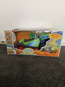 Thinkway Toy Story Signature Collection RC Wireless Remote Control White Label