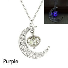 Chic Luminous Sailor Moon Pendant Glow In The Dark Necklace Jewelry New