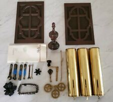 SLIGH GRANDFATHER CLOCK - ORIGINAL PARTS IN GOOD CONDITION!!