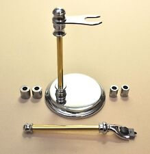 GILLETTE MACH 3 RAZOR AND STAND KIT FOR WOODWORKERS - FREE SHIPPING