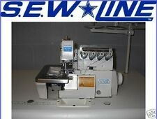 Sewline Sl 700-04 New Unit #On-Sale# Mock-Safety Industrial Sewing Machine
