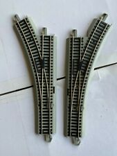 Bachmann HO E-Z Track DCC Right And Left Hand Switch Tracks