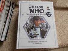Doctor Who The Complete History Issue 40 - Stories 195-197 Hg078 AA 08