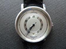 Armbanduhr Herrenuhr Chronoswiss  Chronometer 2892-A2BO, Edelstahl