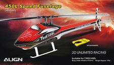 HF4508 450L Speed  Fuselage - Red & White