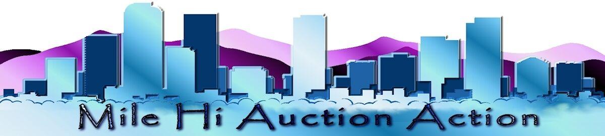 Mile Hi Auction Action