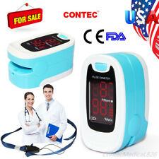 Fingertip Pulse Oximeter Spo2 Pulse Rate Monitor Oxymeter Blood Oxigen Meter,New