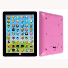 Pad For Kids Learning English Educational Computer Mini Tablet Teach Toy Colors