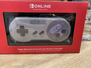 Super Nintendo Entertainment System Controller for Switch - Gray