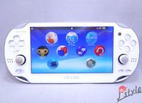 [EXC] Sony PS VITA Wi-Fi White PCH-1000 ZA02 Handheld Game Console #G3