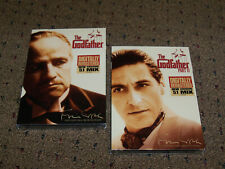 The Godfather Part I and Ii (2 Dvds, Coppola Restoration) in slipcases