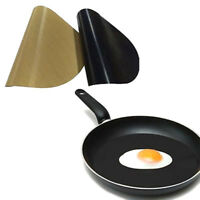 Frying Pan Liner Non-Stick Liner For Frying Pan Fry Bacon Egg Home Kitchen To TP