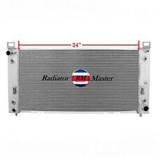 Aluminum Radiator For Chevrolet Tahoe / GMC Sierra 4.8L 5.3L 6.0L V8