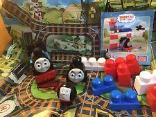 Mega Blocks First Build Thomas The Tank Engine