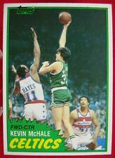 1981-82 TOPPS BASKETBALL KEVIN McHALE BOSTON CELTICS ROOKIE CARD #75 ~NICE~