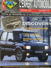 REVUE TECHNIQUE LAND ROVER DISCOVERY