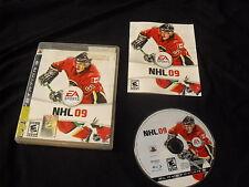NHL 09 (Sony PlayStation 3, PS3 2008)
