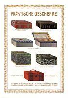 Bahlsen Keks Hannover XL Reklame 1911 Verpackung Süsswaren Werbung Dose Kekse