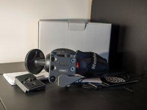 manfrotto light duty grip ball tripod head model no 327RC2