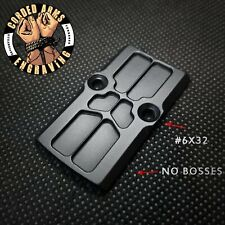 Rmr Cover Plate For Glock Slides Trijicon Holoson Swampfox Anglednobosscut