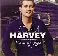 Adam Harvey - Family Life [New & Sealed] CD