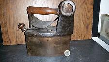 ANCIEN FER A REPASSER 3 Kilos COLLECTION METAL OBJET DECORATION REPASSAGE 19e S