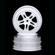 HoBao 11034W, Hyper 10 SC Short Course Wheel, White (2): OFNA 21197