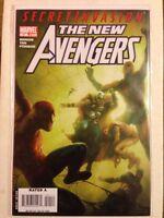 MARVEL COMICS THE NEW AVENGERS 41 Secret Invasion Spider-Man Skrull