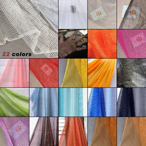 Multicolor Soft Fabric Mesh Cloth Office Chair Cushions Package Gear T-shirt DIY