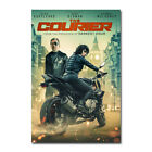 The Courier Movie 2019 New Silk Poster Canvas Wall Decor Print 12x18 24x36 inch