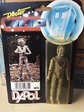 dapol vintage 1987 doctor who cyberman figure