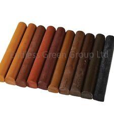Liberon Retouch Crayons - Furniture repair / French polish - TRADE MIXED PACK 10