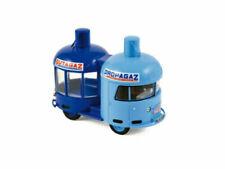 Véhicules miniatures bleus de Renault, 1:43