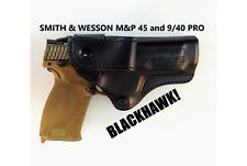 BLACKHAWK! 420420BK-R INSIDE WAISTBAND HOLSTER RH S&W M&P 45 & 9/40 PRO