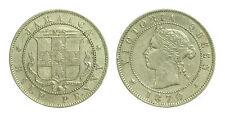pci2878) British Commonwealth - JAMAICA HALF 1/2 PENNY 1870  KM 16