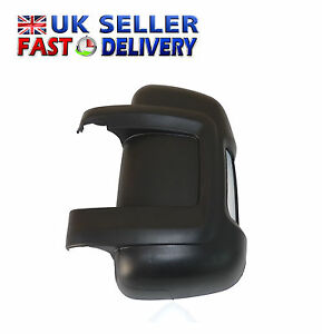 FIAT DUCATO  WING MIRROR COVER CAP FOR LEFT SIDE SHORT ARM TYPE