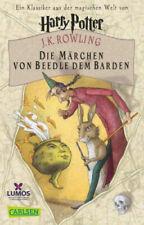 Die Märchen von Beedle dem Barden von J. K. Rowling (Taschenbuch) NEU