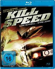 Kill Speed (Actionfilm im style Top Gun, Sky Fighters BLU-RAY) Bill Goldberg NEU