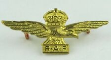 RAF cap badge - similar to the badge for a side hat