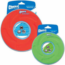 Chuckit! Zipflight Disc Dog Toy, Color Varies  ( Free Shipping)