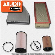 SERVICE KIT AUDI A3 8P 2.0 TDI CFFA CFFB CFGB CLJA OIL AIR FUEL CABIN FILTERS