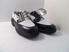 Dexter Women's CKC1 Golf Spike Shoe White/Navy/Red Size 7M NWOB!!!!!!!!
