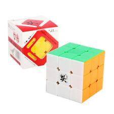 Mini Dayan V5 ZhanChi Speed Cube Magic Puzzle 3x3x3 Stickerless Twist Toys Kids