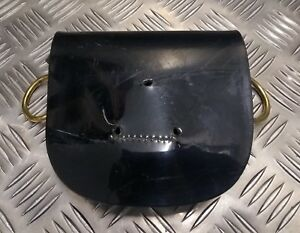 Genuine British Army Household Cavalary (HCav) Ceremonial Ammo Pouch Faulty