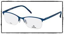 Rodenstock Germany Eyeglass Glasses Frame + Pouch R7001 D 140mm Titanium Blue