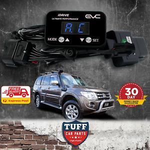 Mitsubishi Pajero NS NT NW NX iDrive Black EVC WindBooster Throttle Controller